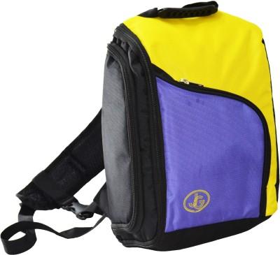 JG Shoppe Neon 10 L Medium Backpack