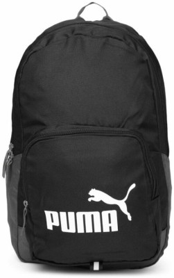 Puma Phase Trend 2K16 Fashion Unisex 21 L Backpack(Black)