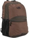 Wildcraft Earth Backpack (Black, Brown)