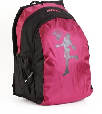 Creation C-51vxlpink 8 L Big Backpack