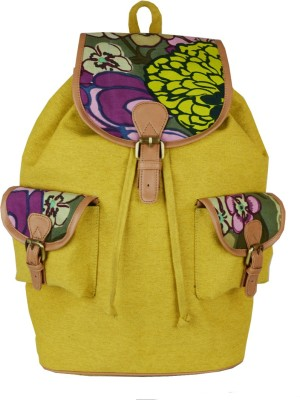 Amryk Yellow Beauty 8 L Backpack