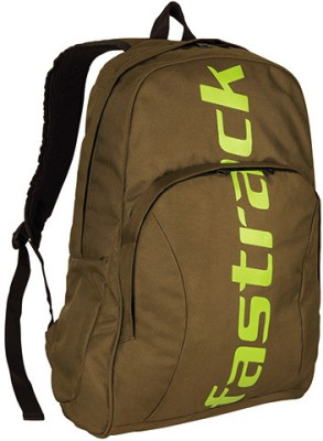 Fastrack AC022NGR01 Free Size Backpack