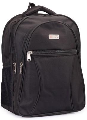 Airnet YGL Black Laptop Medium Backpack