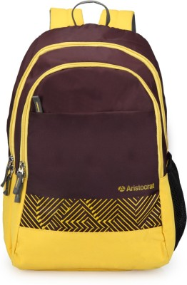 Aristocrat Pep 02 Purple 22 L Backpack