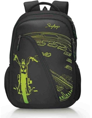 Skybag Flash 01 2.5 L Backpack(Black)