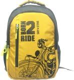 Sky Star 1158 Yellow 20.5 L Backpack (Mu...
