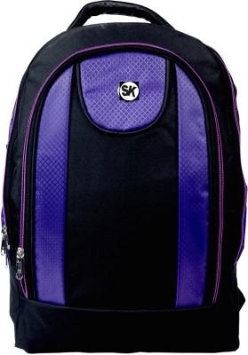 Sk Bags ARL 2 Purple 27 L Laptop Backpack