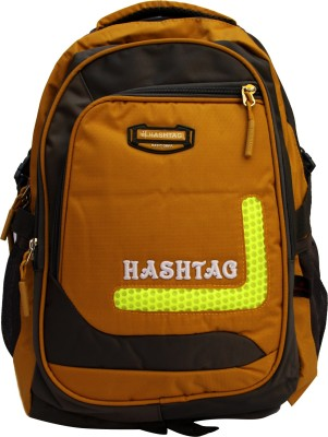 Fashion Knockout Hashtag Basic Gear 5 L Laptop Backpack