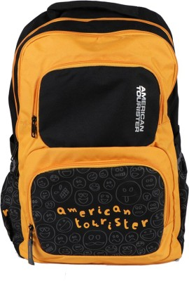 American Tourister Hoola04Yellow 25 L Backpack