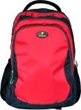 Duckback Club 12 L Backpack (Red, Black)