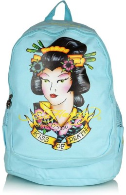 Ed Hardy Kiss of Death 15 L Backpack