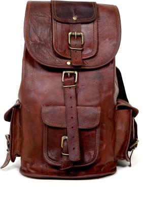 Raw Hide Vintage 15 L Backpack