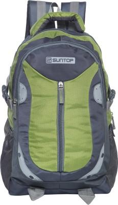 Suntop Neo 9 Reflector 26 L Backpack(Grey, Green)