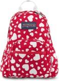 JanSport Half Pint 10.2 L Backpack (Red)