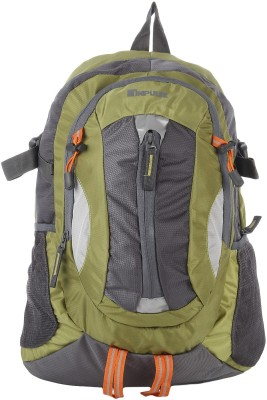 Impulse Max Recharge 30 L Backpack(Green)