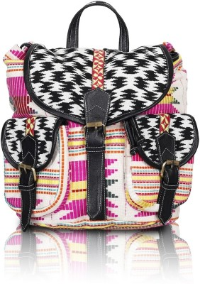 Mister Maker Boho Ikat 7 L Medium Backpack