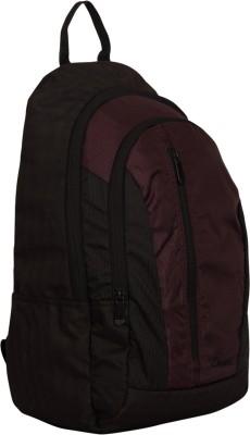 Zwart 214107 25 L Free Size Laptop Backpack(Purple)