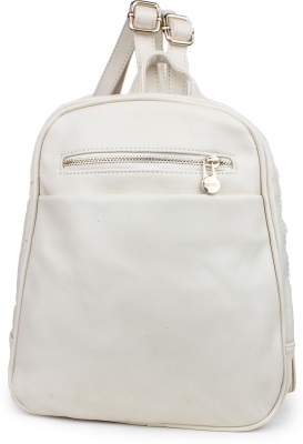Histeria College-White 17 L Backpack