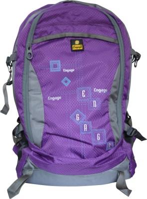 MODERN LUGGAGE Bagpack Purple 3.5 L Backpack