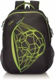 Skybags Punch 01 2.5 L Backpack (Green)