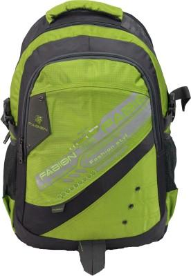 Fabion 1350 Green N Grey 36 L Large Backpack