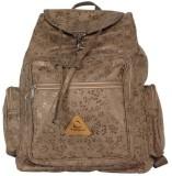 Tashii Ash Grey Floral 12 L Backpack (Gr...