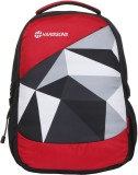 Harissons Pyramid 29 L Backpack (Red)