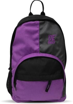 De, Bags Junior Small-Purple 15 L Backpack