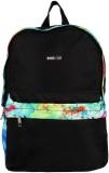 Bags R Us Multi 17 L Backpack (Black)