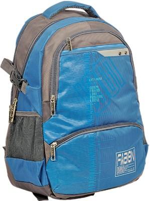 Fabion Grey n Blue 36 L Large Backpack
