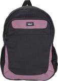 Comfy KI03 Backpack (Black, Purple)