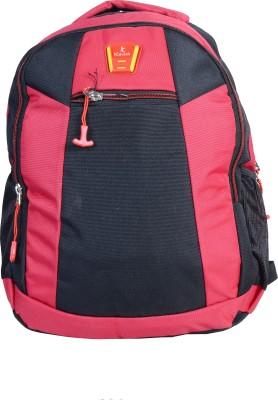 Sk Bags Kavish V Print Code (RD) 37 L Laptop Backpack