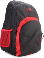 Wildcraft Sail 2 Red Backpack(Black, Red)