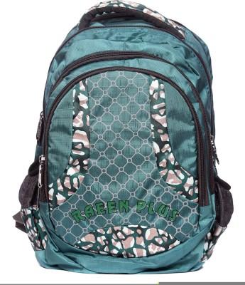 Raeen Plus Green-Designer-Series 10 L Backpack