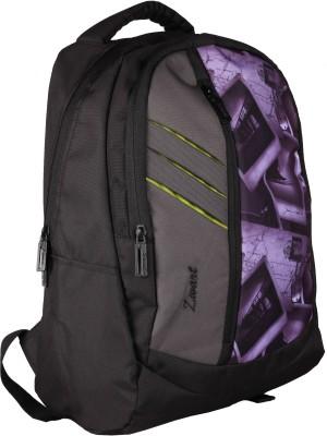 Zwart SERINT 25 L Medium Backpack