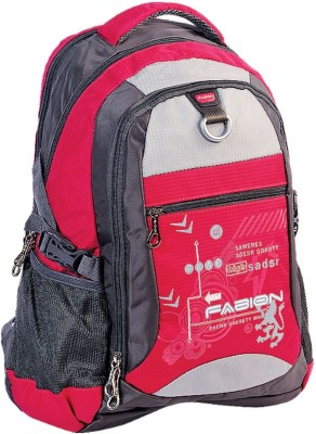 Fabion 1344 Red N Grey 33 L Large Backpack