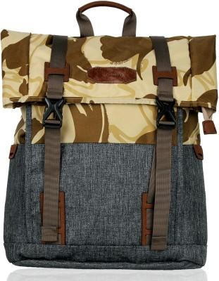 Zobello Camo Laptop Travel 38.4 L Backpack