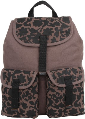 Anekaant Monochrome 16 L Free Size Backpack