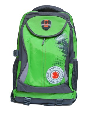 Supasac SCHJK5601Green 34 L Backpack