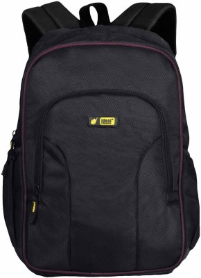 Ideal Flipper Laptop Backpack - Black 15 L Backpack