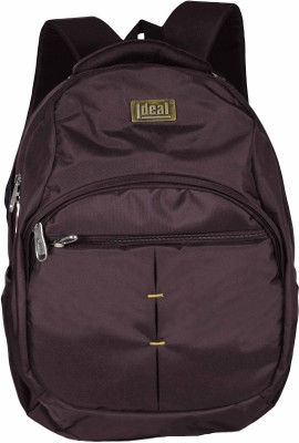 Ideal Campus Purple 20 L Backpack