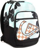 Quicksilver Schoolie Backpack (Multicolo...