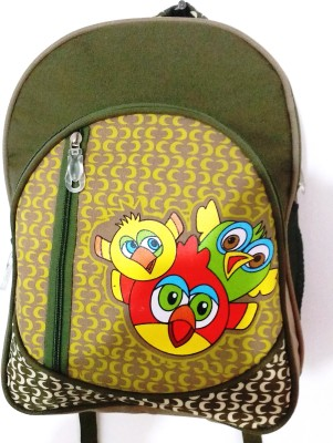 Jaibros Angry Bird School Bag For Kids 2 L Backpack