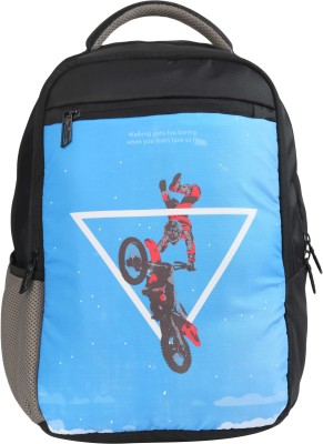 Zwart ANTARES-STUNT 25 L Backpack