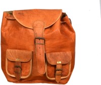 ARYA VINTAGE REAL LEATHER 14 L Backpack