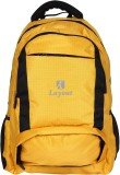 Layout Majestic 26 L Backpack (Yellow)