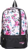 Raeen Plus RP0001-Pink-Wht 10 L Backpack...