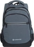 Harissons Stud 2015 34 L Laptop Backpack(Grey) best price on Flipkart @ Rs. 1395