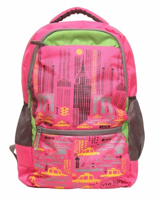 Via Harp manhattan b 12 L Laptop Backpack