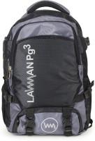 LAWMAN PG3 LAW STARBIRD BGPK GREY BLACK 2.5 L Backpack